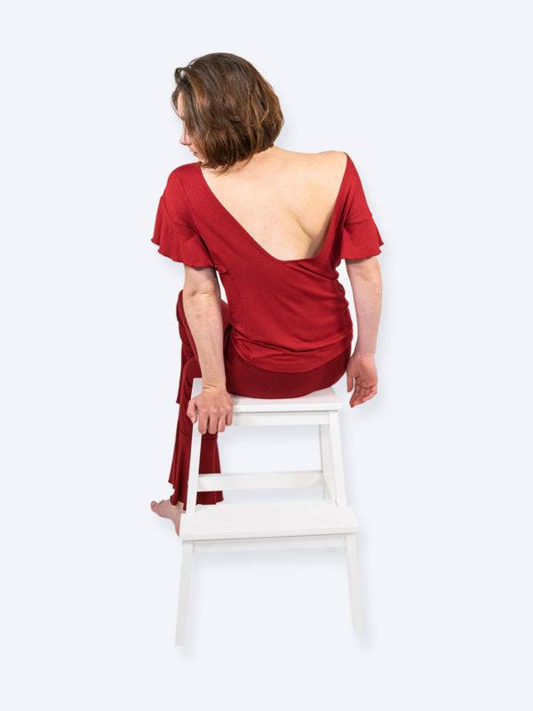 Marisma Redlove Bluse