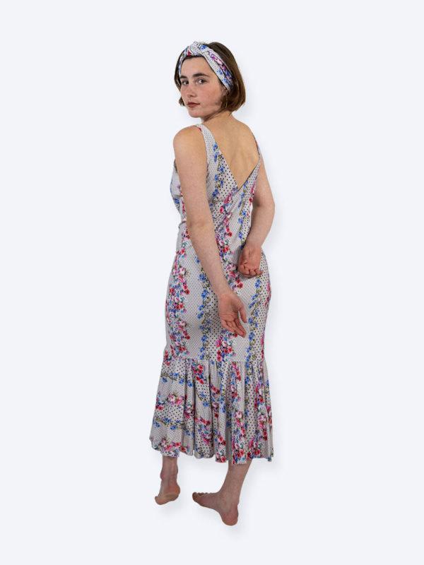 Marisma Dress Flowers & Dots